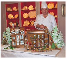 White House Chef and the 