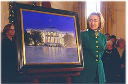 Mrs. Clinton in 