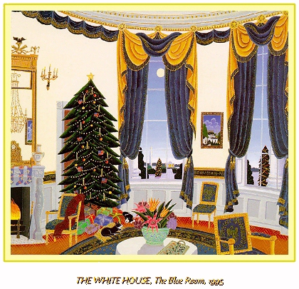 [White House Christmas Card for 1995]