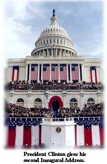 President Clinton's Second Inaugural Address